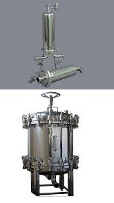 Sanitary Vessels